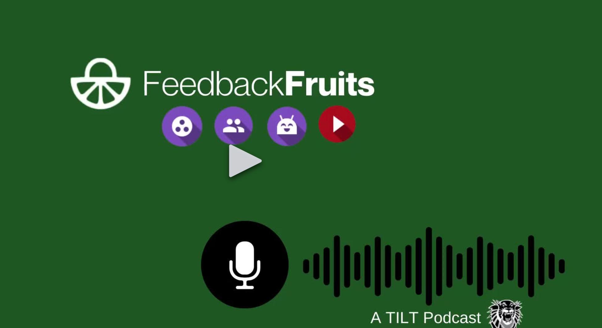 FeedbackFruits Podcast