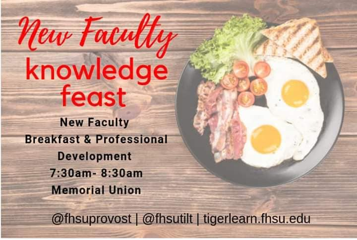 New Faculty Knowledge Feat Ad