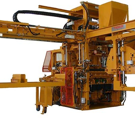 TG Series Concrete Products Machines