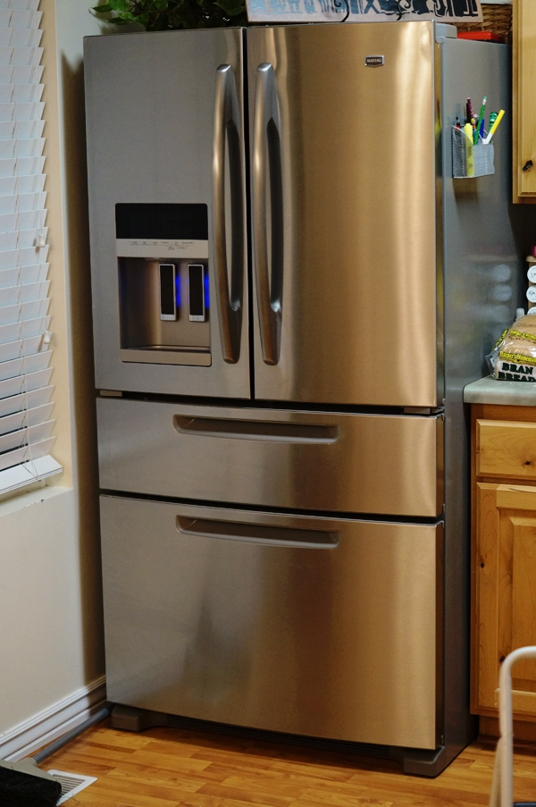 Whirlpool Stainless Steel French Door Refrigerator
