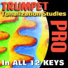 Trumpet Pro Tonalization Studies
