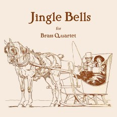 Jingle Bells for Brass Quartet