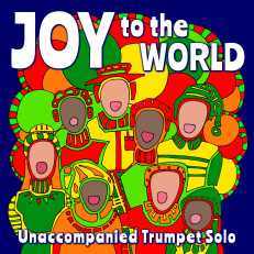 Joy to the World Solo Trumpet Sheet Music