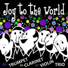 Joy to the World Trumpet Trio