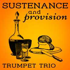 Sustenance and Provision for trumpet trio sheet music