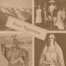 Four Vignettes brass trio sheet music pdf