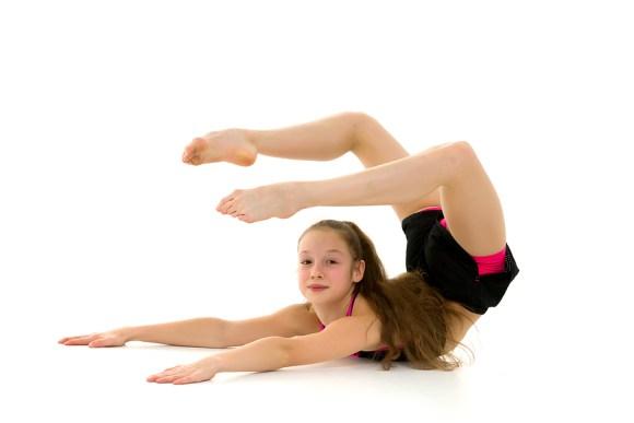 Gymnast Flexibility