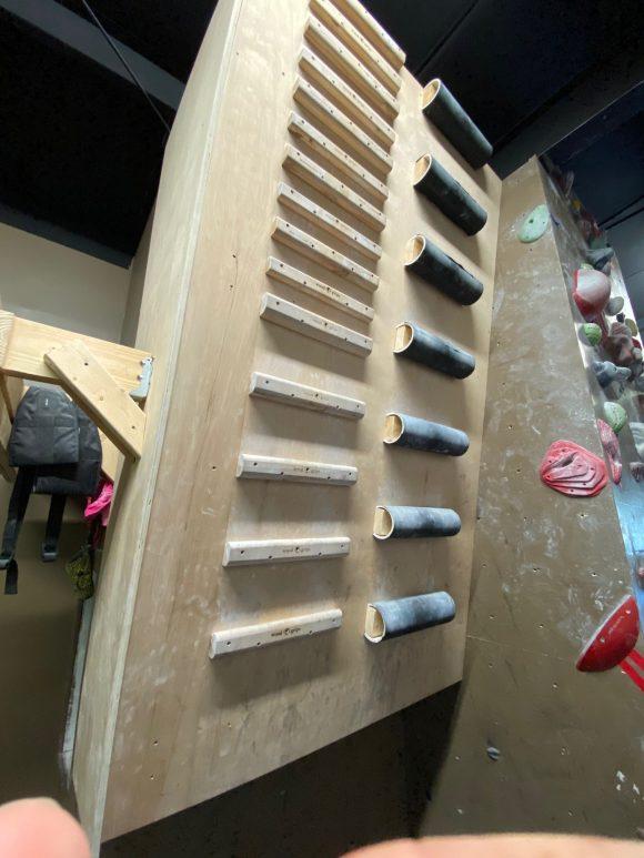 Climbing Wall 3