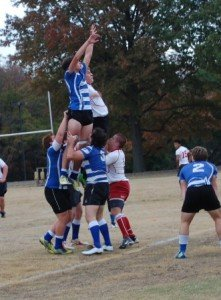 Solid Lineout Play