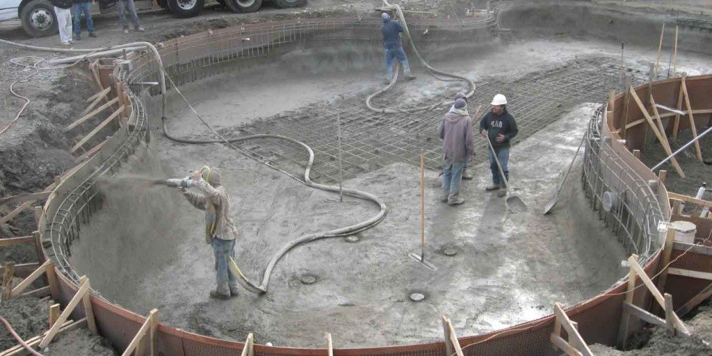 Gunite Pool Installation Atlanta