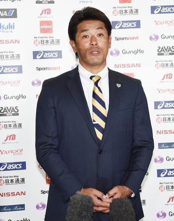 稲葉監督、阪神藤浪は「ジャパンも十分可能性ある」