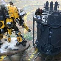 Armageddon Blog 2 - Building a Ferratonic Furnace