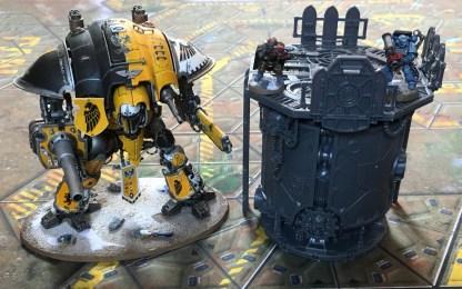 Ferratonic Furnace vs. Imperial Knight