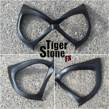 Black Cat Mask By Tiger Stone FX