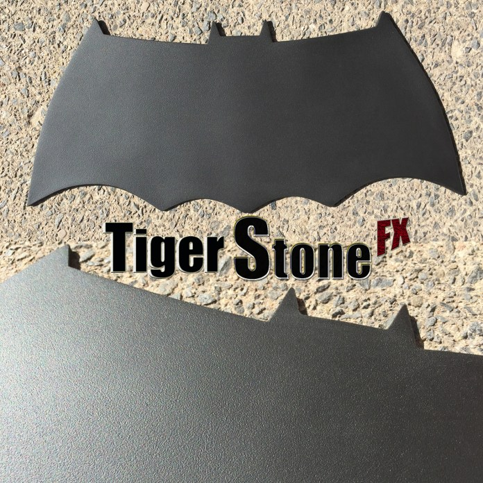 The Dark Knight Returns Emblem by Tiger Stone FX
