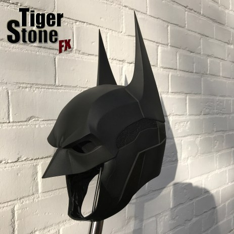 Batman Arkham Knight cowl for your cosplay - by Tiger Stone FX - 1