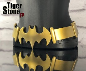 Batgirl belt (side) - made by Tiger Stone FX