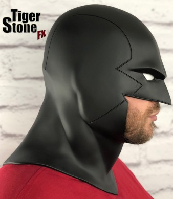 Red Robin cowl earless comic cowl Space Ghost Midnighter etc made by Tiger Stone FX (side 2)