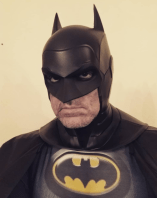Mark M. with Tiger Stone FX Armored Batman New 52 cowl