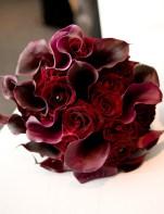Sasha's callas and Baccarat roses