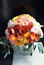 Contreras Bouquet Color Blocking