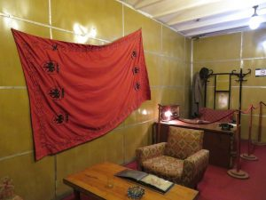 Enver Hoxha office at Bunk'Art Tirana