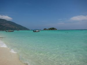 ocean view from Koh Lipe