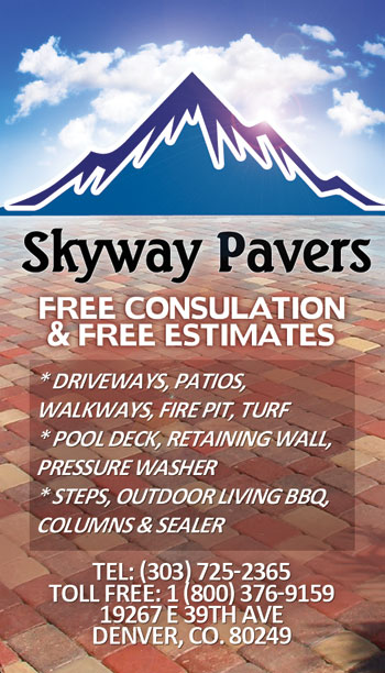 Skyway Pavers of Ft Myres Business Cards Tight