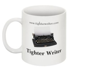 Tighter Writer Mug