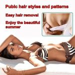 Pubic hair styles for daring and secretive women