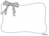 webデザインで使えるガーリーなリボンの無料イラスト素材(フリー素材)