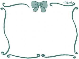 webデザイン(フリー素材):ガーリーなリボンの無料イラスト素材