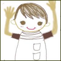 webデザイン素材:アイコン;twitter(ツイッター)に使える子供のイラスト