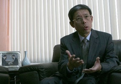 han byung kil embajador de corea del sur en peru
