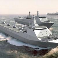 SIMA-PERU construirá buque militar más grande del Pacífico Sur