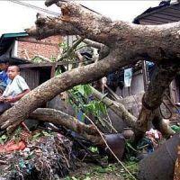 Junta militar de Birmania restringe acceso a zona de desastre
