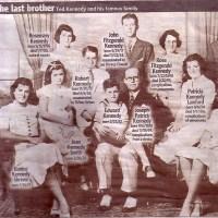 El último de los hermanos Kennedy