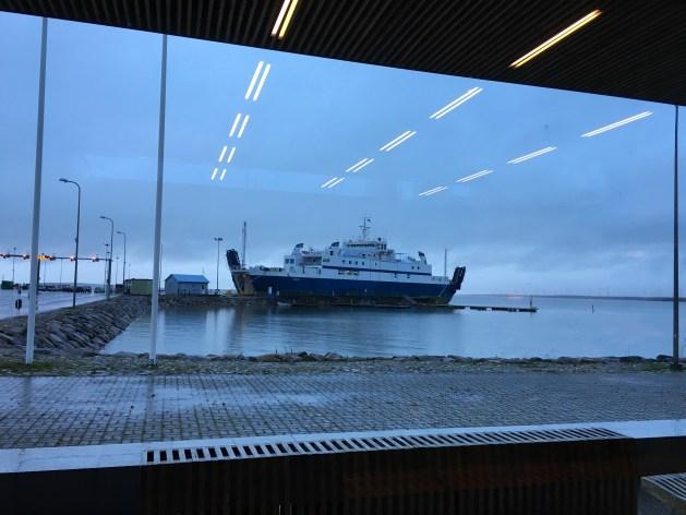 ferry to saaremaa