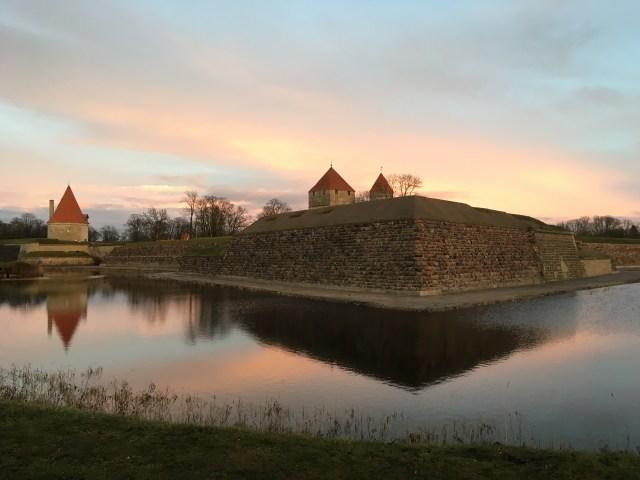 kuressaare saaremaa fortress