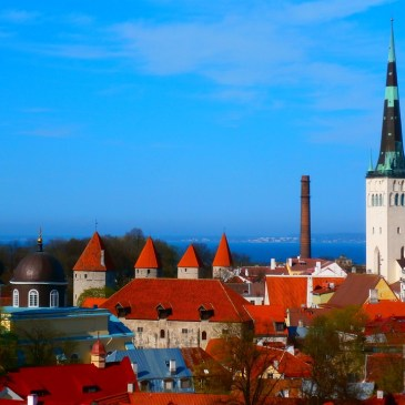 Cool things to do in Tallinn Estonia in one day