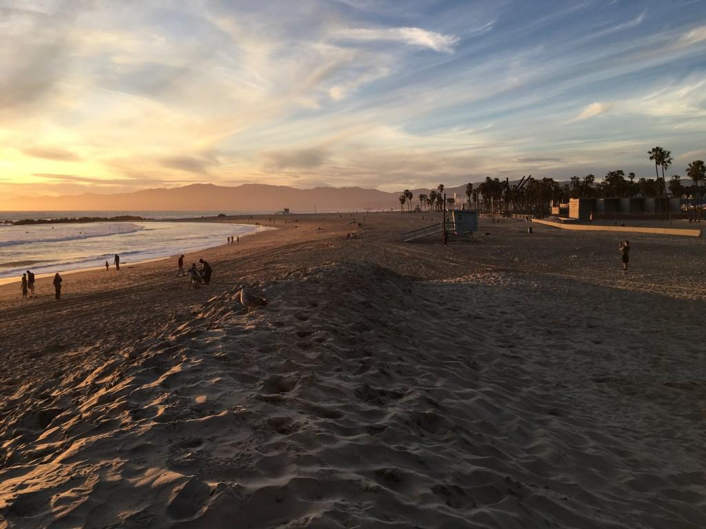 USA West Coast Road Trip - Venice Beach, Los Angeles