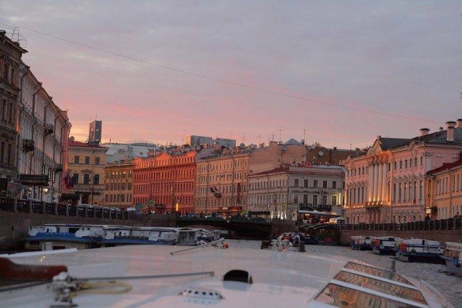where to stay in St Petersburg Russia