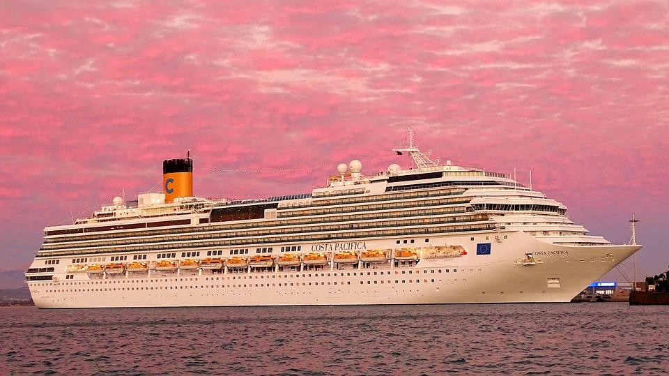 5 largest cruise ships 2016