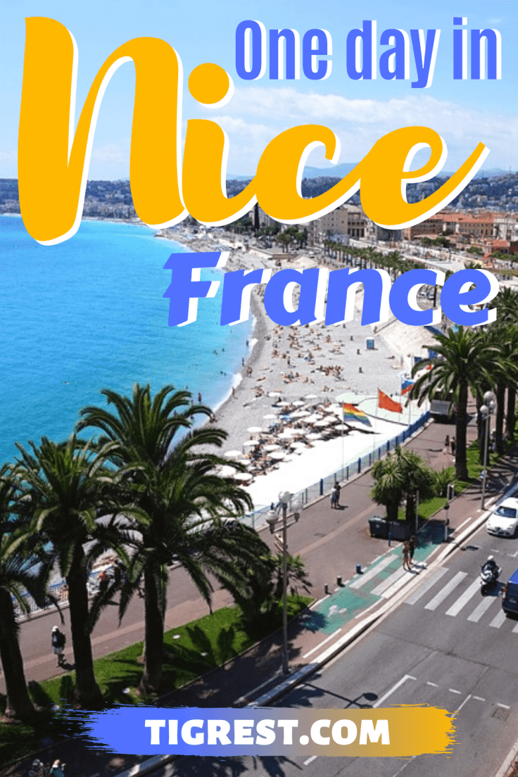 Nice France things to do on your first visit