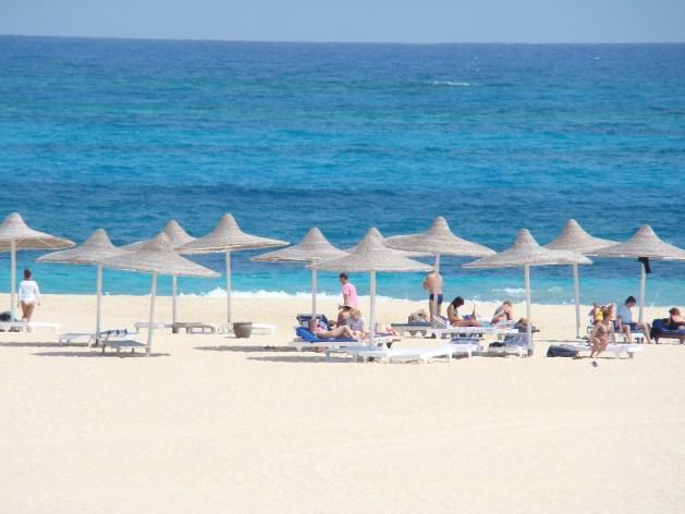 El Alamein beach
