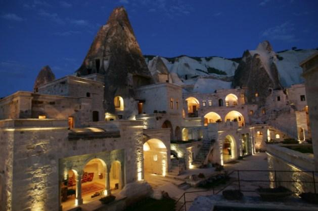Cave Hotels Capadoccia - Turkey
