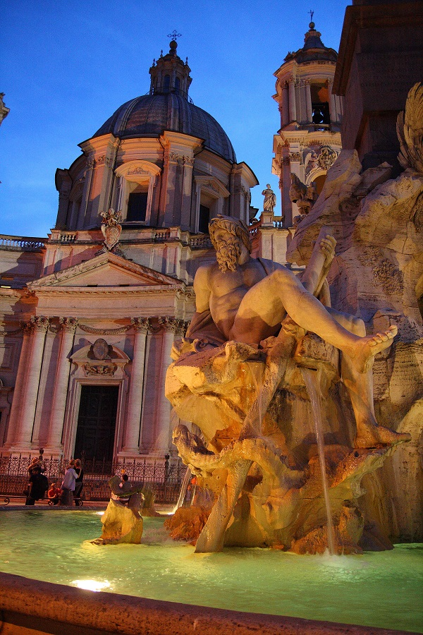 Rome points of interest - Piazza Navona