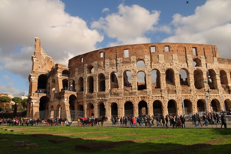 Rome points of interest - Colosseum
