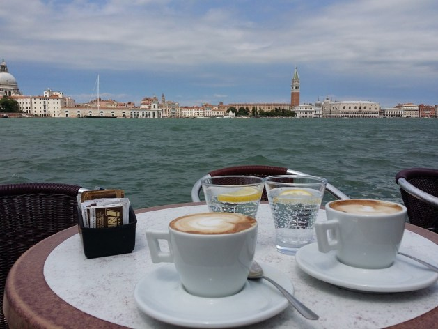 best way to see italy in a week cappuchino