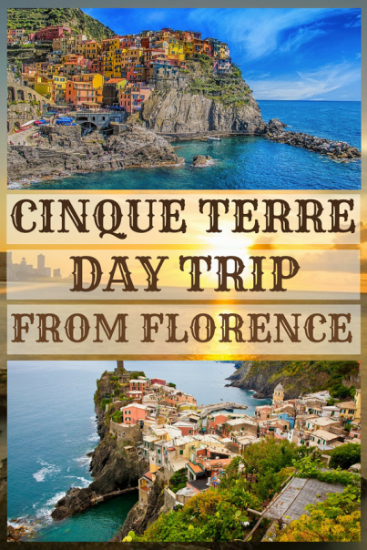 #Cinque Terre #day trip from #Florence, #Italy